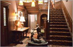American Horror Story Murder House FX Set Design