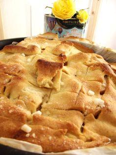 Nous adorons l'#Apple Pie et vous? Découvrez notre recette dans notre premier magazine !