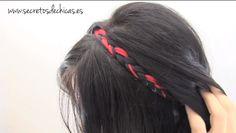 Peinados fáciles para cada día. Easy hairstyles for every day.