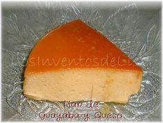 Los Inventos de Lisa: Flan de Guayaba y Queso