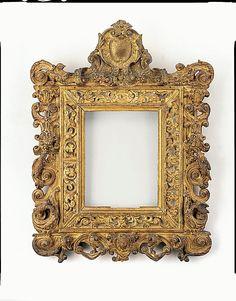 There is before and there is after-- this is after - met-robert-lehman: Sansovino-style frame, Robert. Antique Picture Frames, Antique Frames, Monochromatic Living Room, Antique Living Rooms, Acrylic Side Table, Melrose House, Ivy House, Elegant Homes, Metropolitan Museum
