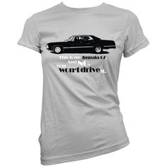 Camiseta Supernatural - This is my Impala 67. And NO.You won't drive... found on Polyvore