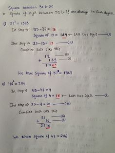 High Speed Vedic Mathematics is a super fast way of calculation whereby you can do supposedly complex calculations like 998 x 997 in less than five seconds flat. This makes it the World's Fastest Mental Math Method. Trick Questions, Math Questions, Math Tutor, Teaching Math, Preschool Math, Teaching Tips, Math Formula Chart, Maths Solutions, Math Notes