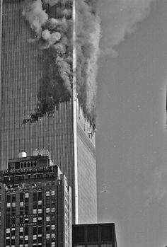 About a Minute After   by since1968 We Will Never Forget, Lest We Forget, Us History, American History, Remembering September 11th, World Trade Center Attack, Trade Centre, Nine Eleven, Dreams