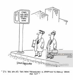 Brave New World funny cartoons from CartoonStock directory - the world's largest on-line collection of cartoons and comics. World Images, World Pictures, Funny Pictures, Political Cartoons, Funny Cartoons, Funny Comics, Brave New World, Post Apocalypse, New Technology