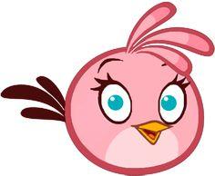 Angry Birds Remastered - STELLA by Alex-Bird.deviantart.com on @DeviantArt