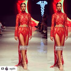 """2068fed02edaf Brassybra® Original on Instagram  """"The beautiful  egith wearing  stello 😍  We were so honored to have brassybra on their runway with all of their  amazing ..."""