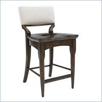 Newel-Upholstered Back Chair in Date - 484-11-65