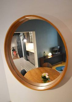 Appartement 30 m2 coeur de Paris, Parisd'intérieur - Côté Maison Home Decor, Decor, Furniture
