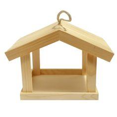 Dekorálható fa madáretető óriás - Dobozok, tartók - KHSHOP.HU - A Kreatív Hobby webáruház Fa, Bird Houses, Bird Feeders, Birds, Home Decor, Woodworking, Decoration Home, Room Decor, Birdhouses