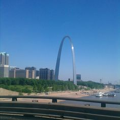 City of St. Louis - Visit here at least once a year since 2006.