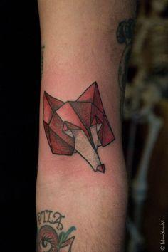 origami fox - Google Search