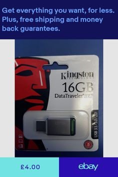 Adhesives, Sealants & Tapes Glorious 32gb Kingston Dtse9 Datatraveler Se9 Usb 2.0 Flash Memory Stick