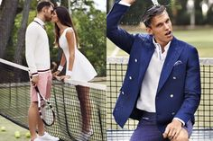 Hackett Spring/Summer 2015 The Hackett Rules Campaign   FashionBeans.com