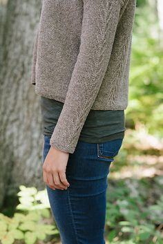 Ravelry: Wood Pullover pattern by Carrie Bostick Hoge