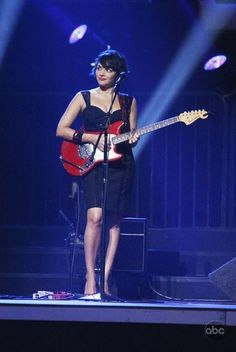 Still Of Norah Jones In Dancing With The Stars