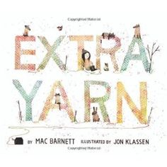 Extra Yarn: Amazon.es: Mac Barnett, Jon Klassen: Libros en idiomas extranjeros