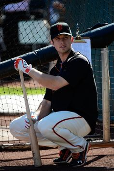 Posey. He's a good looking guy