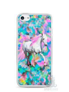Capa Iphone 5C Cavalo Pintura - SmartCases - Acessórios para celulares e tablets :)