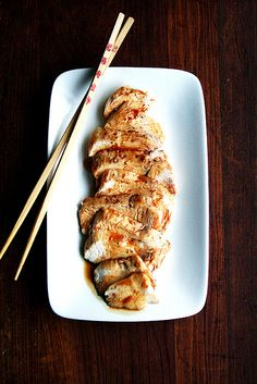 Nobu's Chicken Teriyaki Two Ways by alexandracooks #Chicken #Teriyaki #Light