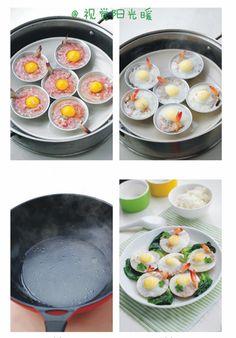 เมนูไข่นกกระทาใส่กุ้งและหมูสับ (3)