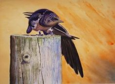 'Give me a Wing' by Graham Ibson