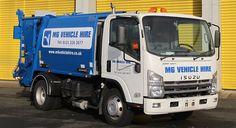 NTM K-MIDI ISUZU NTM K-Mini małe śmieciarki, small refuse truck, klein Kommunalfahrzeuge, Benne a ordures, Recolectores, piccoli camion