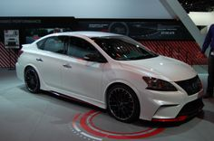 North American International Auto Show | Nissan Sentra NISMO