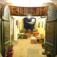 Szentendre Folt kávézó kiállításunk színhelye.