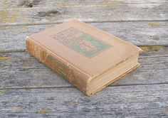 Antique book The Young Folks' Treasury Heroes by VintageCDChyld