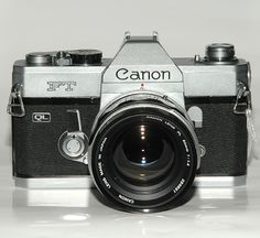 My way of altering the course of life by taking a moment out of time and holding it still! Canon FT QL Film