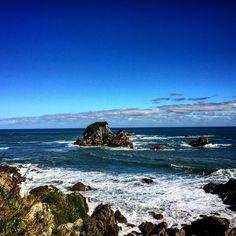 Cape Foulwind, West Coast New Zealand    Pinterest.strivetobefree.com