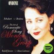 The Art of Romantic Song: Monica Groop, an album by Monica Groop on Spotify