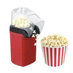 Household Popcorn Maker Yummy Healthy Snacks, Healthy Oils, Easy Snacks, Hot Air Popcorn Popper, Air Popcorn Maker, Air Popper, Sushi, Microwave Popcorn, Non Stick Pan