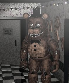Five Nights at Freddy's 2 heya!