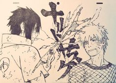 Naruto Vs Sasuke - The Final Countdown by PabloLPark Naruto Vs Sasuke, Anime Naruto, Naruto Art, Manga Anime, Naruto Drawings, Naruto Sketch, Narusasu, Sasunaru, Naruhina