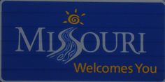Welcome to Missouri!  Photo via Missouri Division of Tourism on Flickr.