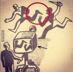 Don't let the media define the way you see things