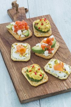 Jalapeno Popper Bites Recipe, Healthy And Unhealthy Food, Mini Sandwiches, Snacks Für Party, Savory Snacks, High Tea, Good Food, Brunch, Food And Drink