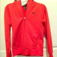 Nice Under Amor Jacket. No stain or smugs! Great condition and color! Make me a offer! Under Armour Jackets & Coats