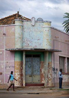 Chibia, Angola