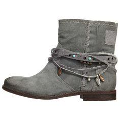 Damen Schuhe Stiefel designer Schnurer Boots 2409 Braun 36