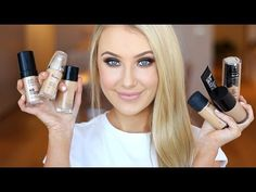 Hey loves! In this video I talk about all of my holy grail/most used liquid foundations. Obviously I don't love them all equally so that's why I said some I ...