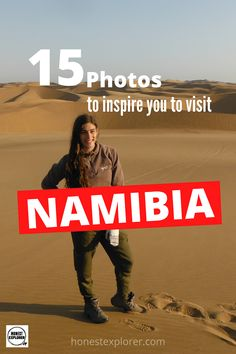 15 Photos to Inspire You to Visit Namibia - Honest Explorer Ways To Travel, Travel Tips, Explore Travel, Group Travel, Africa Travel, Cool Places To Visit, Traveling By Yourself, Travel Inspiration, Travel Photography