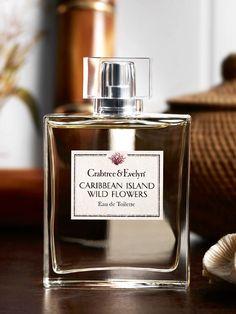 Eau de Toilette 'Caribbean Island Wild Flowers'