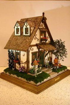 Americana in Miniature by Connie Sauve