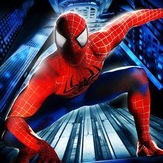 Spiderman turn off the dark NYC