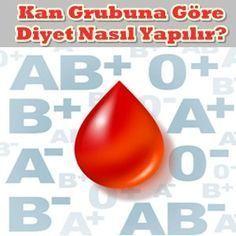 Kan Grubuna Göre Diyet #kangrubunagörediyet #diyet