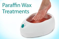 Paraffin wax treatments do more than just moisturize your skin. Read about all the benefits on our FootSmart blog.