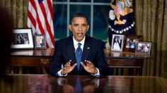 Obama Oval Office Speech on the san berardino terrorist attacks.  any think obama stole his from neville chamberlain?